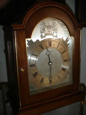 Elliott Triple Fusee- Month Duration- 3 Tune  Bracket- Mantle Or Table Clock