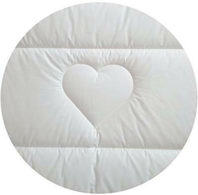 Anti Allergy Duvet And Pillow Set 120X90 Cm For Baby Cot