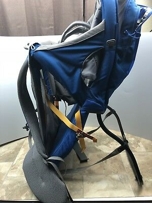 fc50cca21a3 Kelty Child Carrier Kelty Kids Backpack Carrier Tour 1.0 Hiking Pack Blue  EUC
