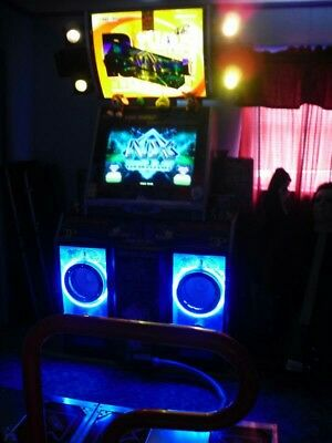 Pump It Up SD Cabinet.  Includes MK6 (V1 with RAM upgrade) and Fiesta 2 HDD