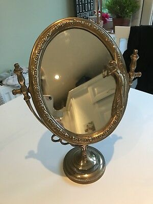art nouveau Art Deco Table Mirror