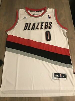 wholesale dealer 0f60e f5906 official store damian lillard signed jersey 1e037 ad5c2