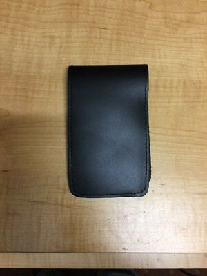 Police Detective Security Fbi Leather Memo Book Cover Note Pad Holder Case New