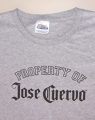 NWOT Property of Jose Quervo Tequila T-Shirt XLarge Mexico
