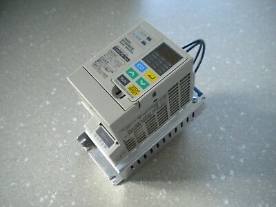 OMRON SYSDRIVE 3G3EV-AB002M-CE Frequency Converter