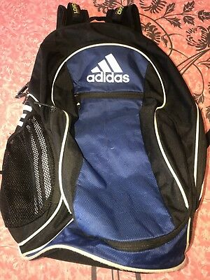 9fa7854d6284 ADIDAS ~ Load Spring Book Bag Backpack School Fresh Pak Climacool Ball  Soccer