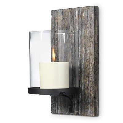 Partylight Wall Sconce Candle Holder Hurricane Candle Holder