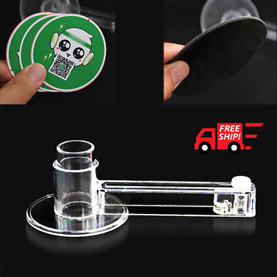 New Acrylic Circle Paper Cutter Scissors Round Cutter Tools Home Office Safe