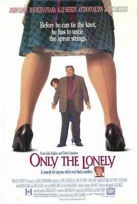 ONLY THE LONELY great original 27x40 movie poster 1991 (s007)