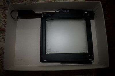 Large Format SINAR E Metering Back - 8x10/18x2 & Sinar booster2
