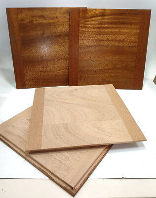 """1 Wooden Lens Board 10x10"""" for CENTURY No2 11x14"""" Camera, made of Solid Mahogany"""