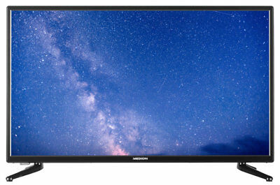 "MEDION P12314 Fernseher 101,6cm/40"" Zoll LED TV Full HD DVB-T2 DVD-Player HDMI"