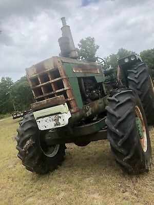 Oliver 1800 C tractor MFWD