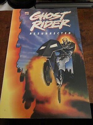 'Ghost Rider - Resurrected' tpb graphic novel
