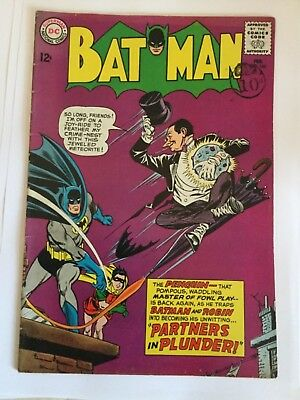 Batman # 169 - 2nd Penguin - Fine