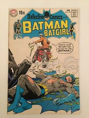 Detective Comics - Batman # 396 - Very Fine Minus