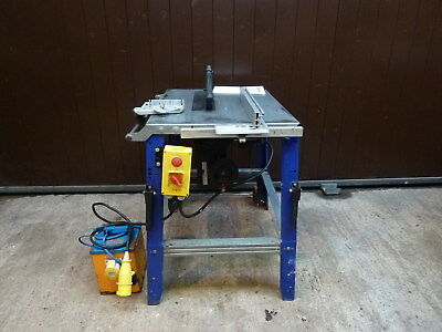 Metabo TKHS 315M Table Saw - 110v with Transformer