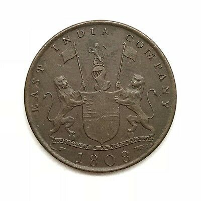 1808 East India Company 10 X Cash: Admiral Gardner Shipwreck (1809)