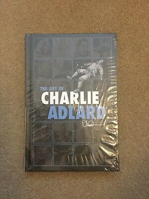 The Art Of Charlie Adlard - Hbk/mint Condition - New