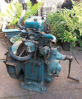Coventry Victor WD1 vintage stationary diesel engine 5/7hp