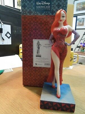 Disney Jessica Rabbit Drawn This Way Figure By Jim Shore Statue Mint In Box NEW