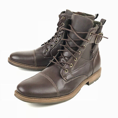 73273019291920 APT 9 MEN S Ankle Boots Revere Brown Height Size 11 NEW  90 -  33.77 ...