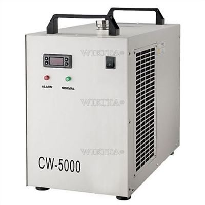 Industrial Water Chiller CW-5000AG For Single 80W CO2 Laser Tube Cooling 220V iy