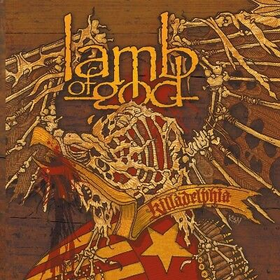 Lamb Of God - Killadelphia  Cd New!