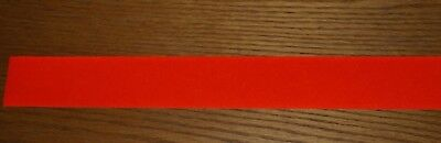 Solid Red Reflective Tape