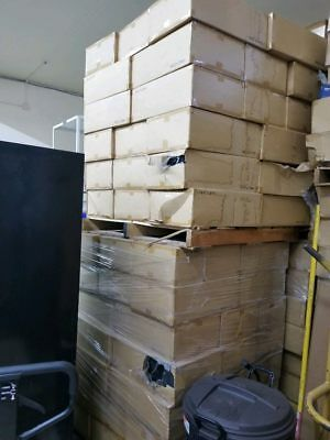330 boxes of 100 Black DVD Cases