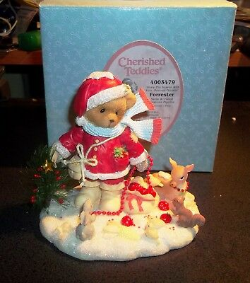 Cherished Teddies Forrester # 4005479