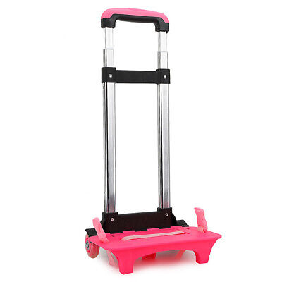 Wheeled Hand Trolley for Backpack - Backpack Trolley - Folding Trolley Cart