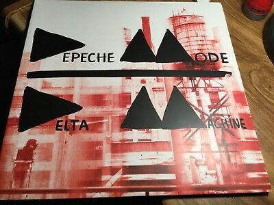 Depeche Mode - Vinyl Double LP - Used But very nice - Not Tested- See Pics