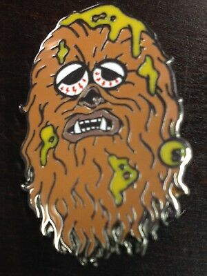 SeedleSs Chewbacca Chewy GOO-BACCA hat pin Dab Dabber 710 Star Wars