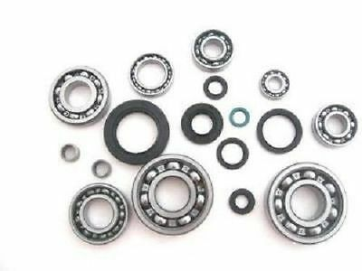 Engine Bottom End Bearings and Seals Kit Honda CR250R - 62-0069 - Boss Bearing