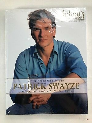 Property From the Estate of Patrick Swayze Julien's 2017 Catalog  New Sealed