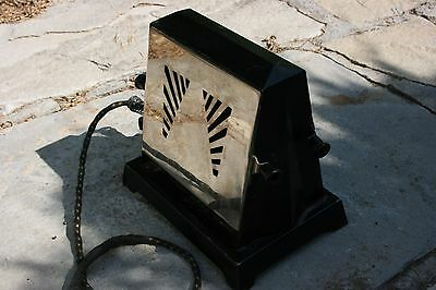Vintage Antique Toaster Oven Collectible