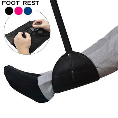 USFolding Foot Rest Carry-on Relax Pillow Relax Airplane Travel Accessories Long