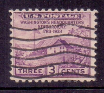 United States  1933  150th Ann. Peace Proclamation, used.
