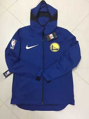 Nike Golden State Warriors Therma Flex Showtime Hoodie Jacket M-XL Curry  Jersey 1614d9788