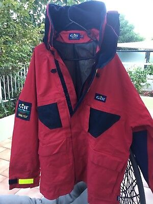 Gill ocean-going Gortex jacket and bibbed trousers