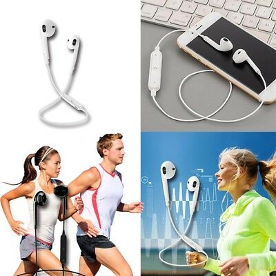 für iPhone Samsung Kopfhörer Bluetooth4.1 Sport Stereo Headset Wireless Ohrhörer