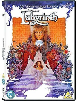 Labyrinth (30th Anniversary Edition) DVD