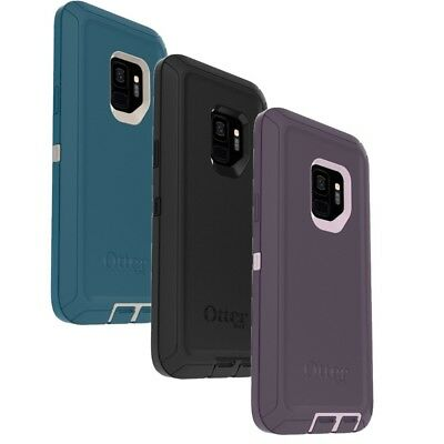 New Otterbox Defender Series For Samsung Galaxy S9 Case (No Holster)