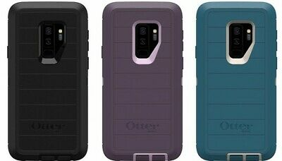 New Otterbox Defender PRO Series For Samsung Galaxy S9+ Plus Case (No Holster)