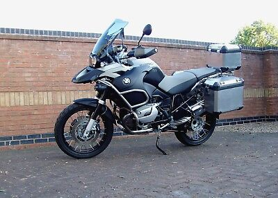 BMW  R1200GS Adventure, 11500 miles, 1 years MOT.