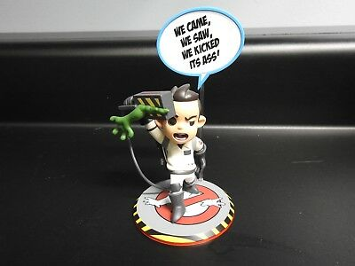 Q-Pop - Ghostbusters - Peter Venkman - Figure with Stand and Sign - Loose