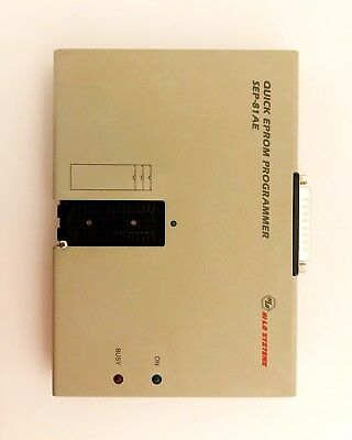 Hi-Lo Systems Quick Eprom Programmere Sep-81Ae