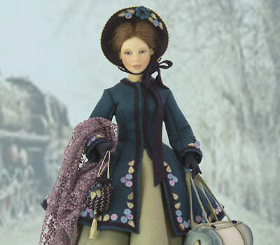 Maggie Iacono Little Women Marmee doll by Maggie Made