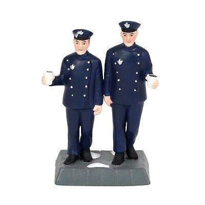 Walking the Beat Dept 56 Christmas in the City Village 6000574 accessory snow A
